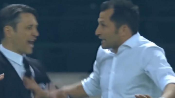 Salihamidžić i Kovač se zakačili zbog sporne sudijske odluke