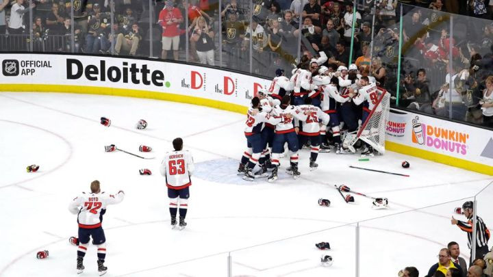 Washington slavi: Capitalsima prvi Stanley Cup u historiji franšize