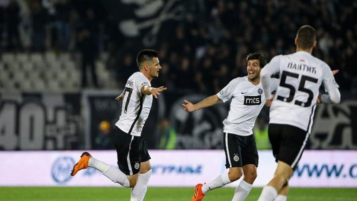 Partizanu samo bod protiv Čukaričkog, Zakarić odigrao svih 90 minuta