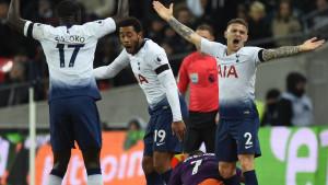 Fudbaleri Manchester Cityja i Tottenhama će se smučiti jedni drugima