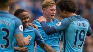 Manchester City bez milosti protiv West Hama