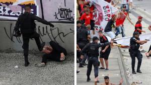 Proslava u Rio de Janeiru je izmakla kontroli, a iza svega stoje huligani Flamengovog rivala?