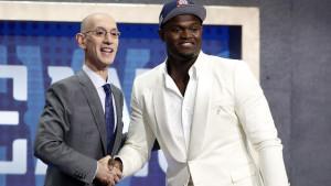 Koljeno je ozbiljan problem za prvog pika NBA drafta
