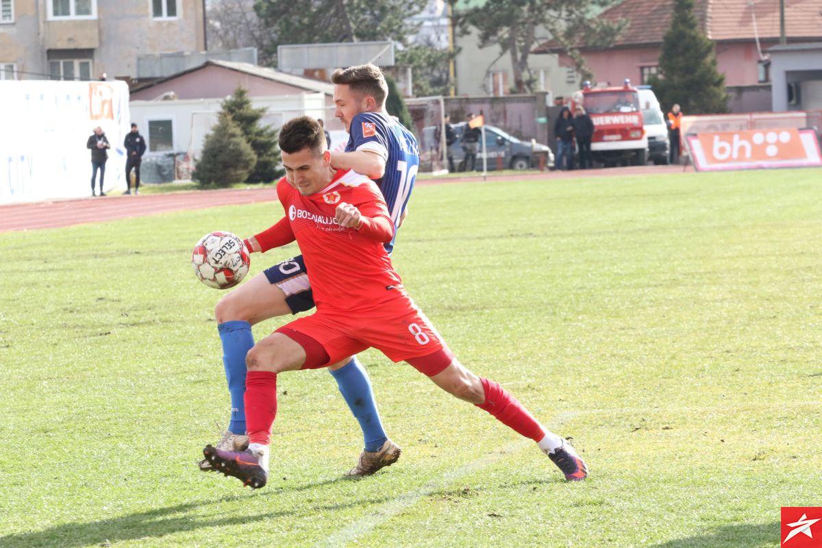 Arežina tragičar FK Tuzla City: FK Velež odnio bod s Tušnja!