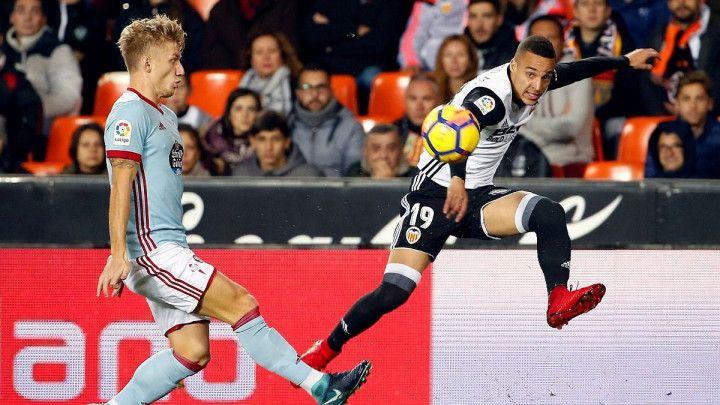 Parejo s bijele tačke donio pobjedu Valenciji protiv Celte