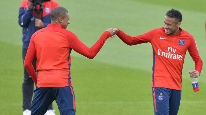 """Neymar Mbappeu: """"Kada dolaziš?"""""""