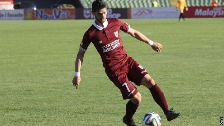 Miloš Stojčev promijenio klub