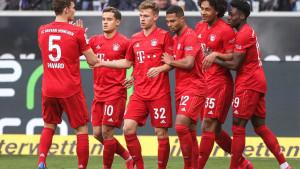 Bayern nastavlja sa treninzima uz poseban plan?