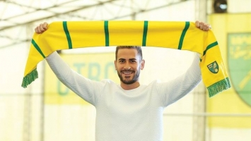Zvanično: Mario Vrančić novi član Norwich Citya
