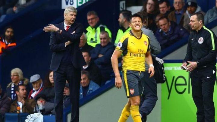 Alexis Sanchez je teže povrijeđen?