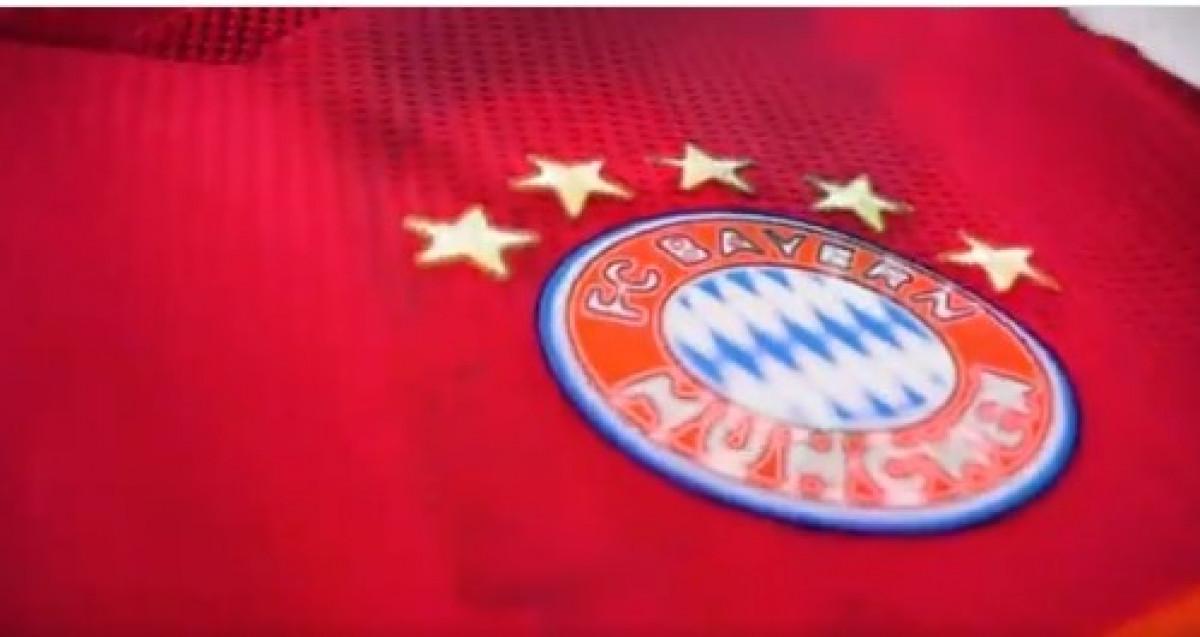 Bayern predstavio novi dres