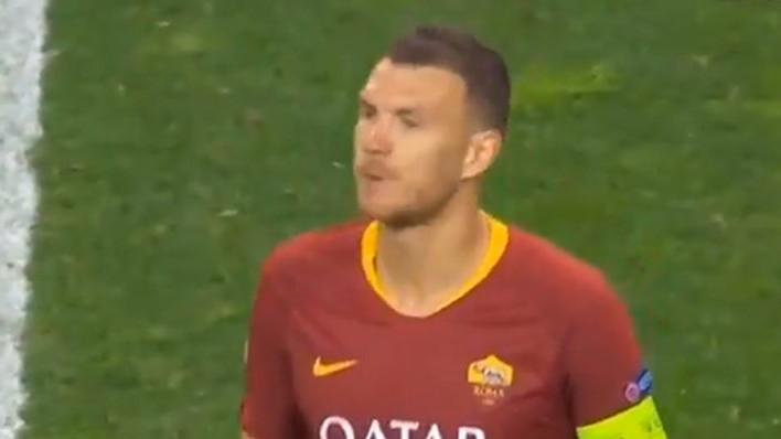 """Italijanski mediji tvrde da je Džeko prijetio Pepeu: """"Vidimo se nakon utakmice"""""""