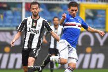 Pjanić se vratio u Juventus