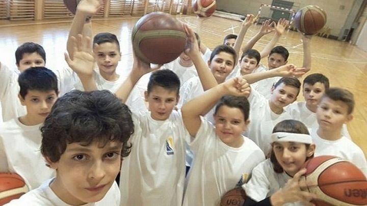 Dječaci odradili prve treninge na Ilidži