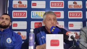 """Musemić i Krpić saglasni pred Sarajevo: """"Ako damo 200% tri boda bismo trebali ostaviti na Tušnju"""""""