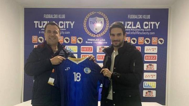 Nikola Leković novo pojačanje FK Tuzla City