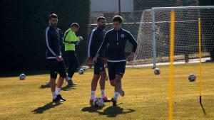 Zrinjski odradio drugi trening u Međugorju, vrijeme odlično, atmosfera još bolja