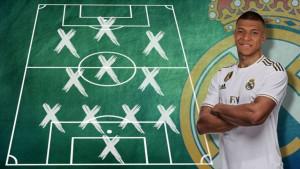 Madridski AS je sastavio Realov tim budućnosti s Mbappeom kao najvećom zvijezdom