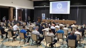 Počela sjednica Skupštine FK Željezničar: Slijede sati odluke za Plave