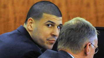Aaron Hernandez do kraja života u zatvoru
