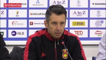 Jusufbegović: Pričamo o tome da li igrači imaju hranu ili ne