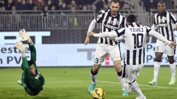 Juventus bez problema do trijumfa na Sardiniji