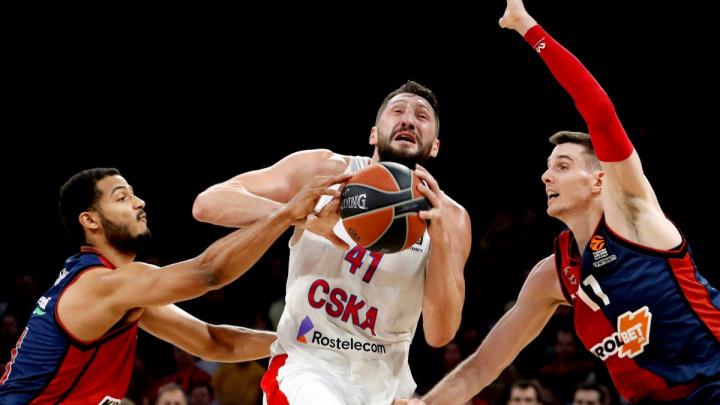 Fenerbahče slavio u Atini, Baskonia bolja od CSKA