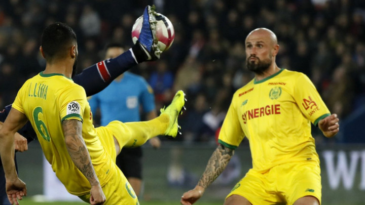 Golčina Limbombea za pobjedu Vahinog Nantesa protiv Lyona