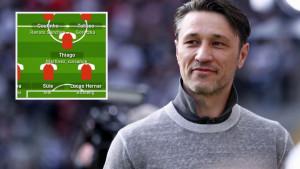 Sastav Bayerna će izgledati zastražujuće
