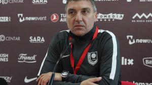 Marinović: Naš nogomet je napredovao, sutra očekujem Sušića na visokom nivou