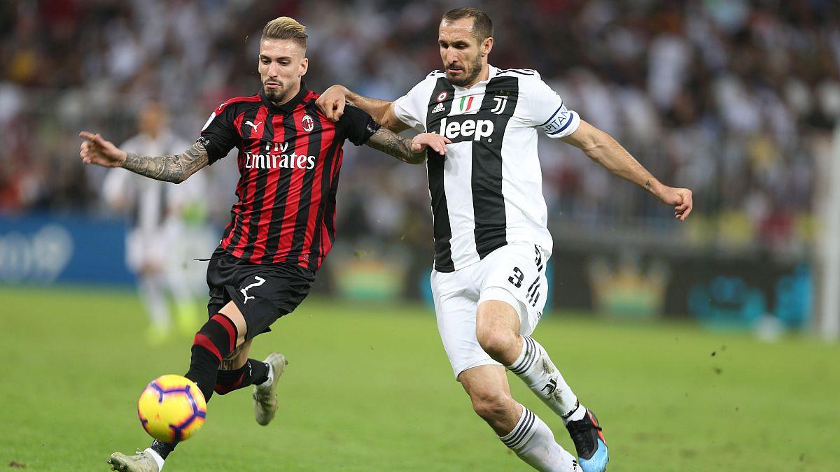 Milan igrao dobro dok nije proradila veza Pjanić - Ronaldo: Juventus osvojio Superkup Italije!