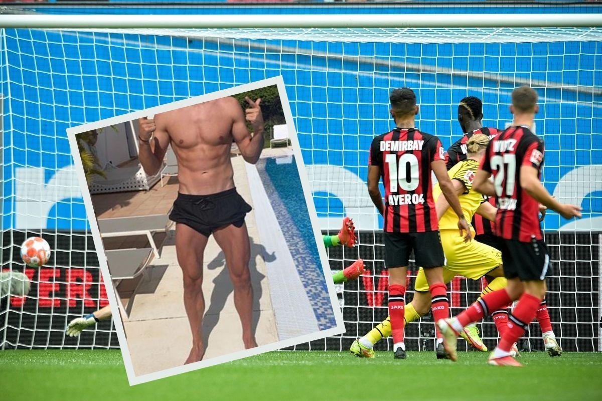 Kako je nastao fudbalski kiborg? 12 kg mišićne mase za 15 mjeseci, rast od 12 cm preko noći...