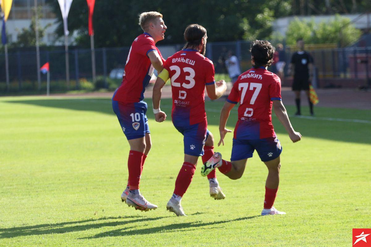 FK Borac u kvalitetnoj utakmici i sa dva gola u nastavku srušio goste iz Tuzle