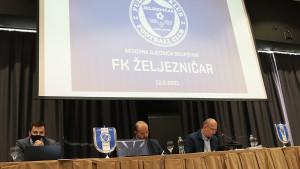 Šta se dešava na Skupštini FK Željezničar? Prvo ''ne'' aktuelnom Upravnom odboru!