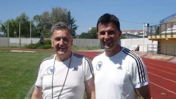Goran Brašnić novi trener golmana Čelika
