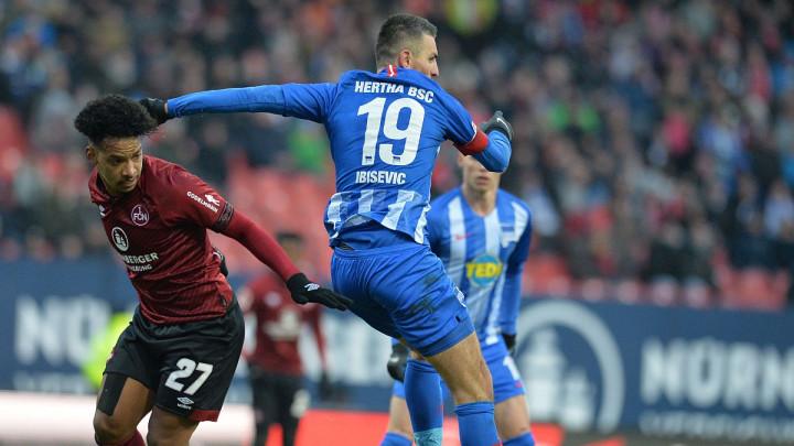 Ibišević strijelac u remiju Herthe i Schalkea