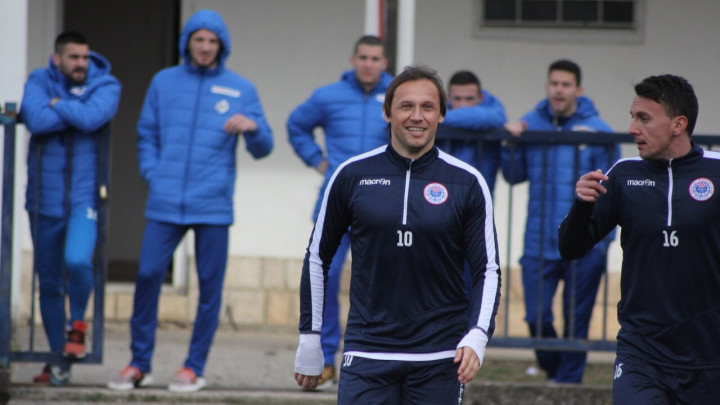 Samir Bekrić: Ovo je najteži, ali i najvažniji dio priprema