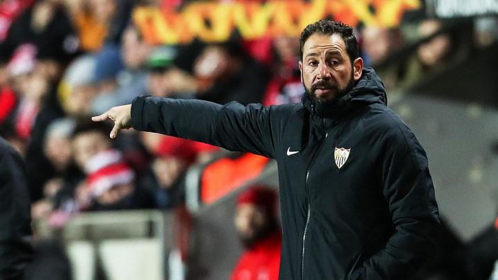 Nakon ispadanja iz Evropa lige: Sevilla uručila otkaz treneru Manchinu