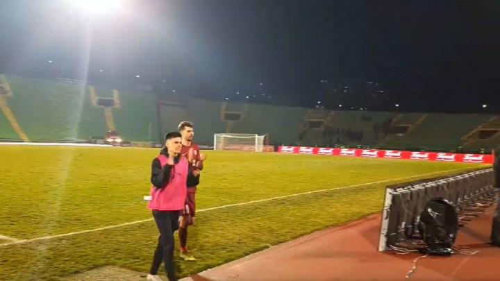 Možda Tatar svojim golovima donosi pobjede, ali navijači Sarajeva su dobili novog ljubimca