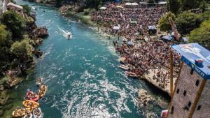 Još nekoliko dana do Red Bull Cliff Divinga u Mostaru