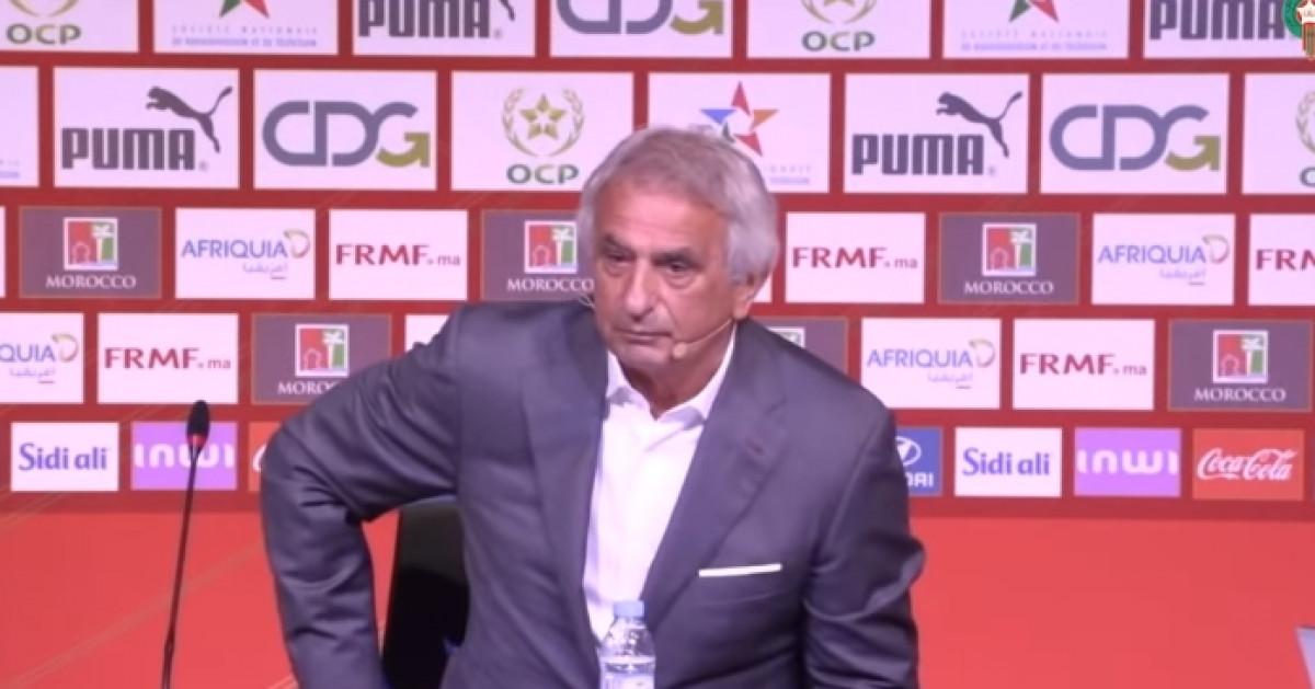"""Halilhodžić izbacio zvijezde iz reprezentacije: """"Žao mi je što ovu odluku nisam donio ranije"""""""