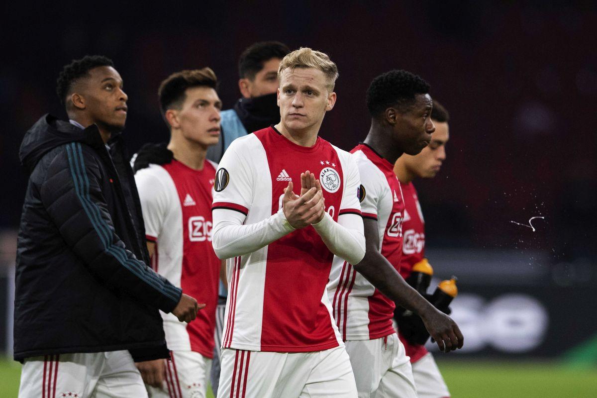 "Veznjak Ajaxa ""vruća roba"": Manchester United prestigao Kraljeve"