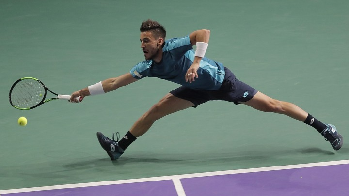 Dimitrov osigurao Džumhuru 30. mjesto na ATP listi