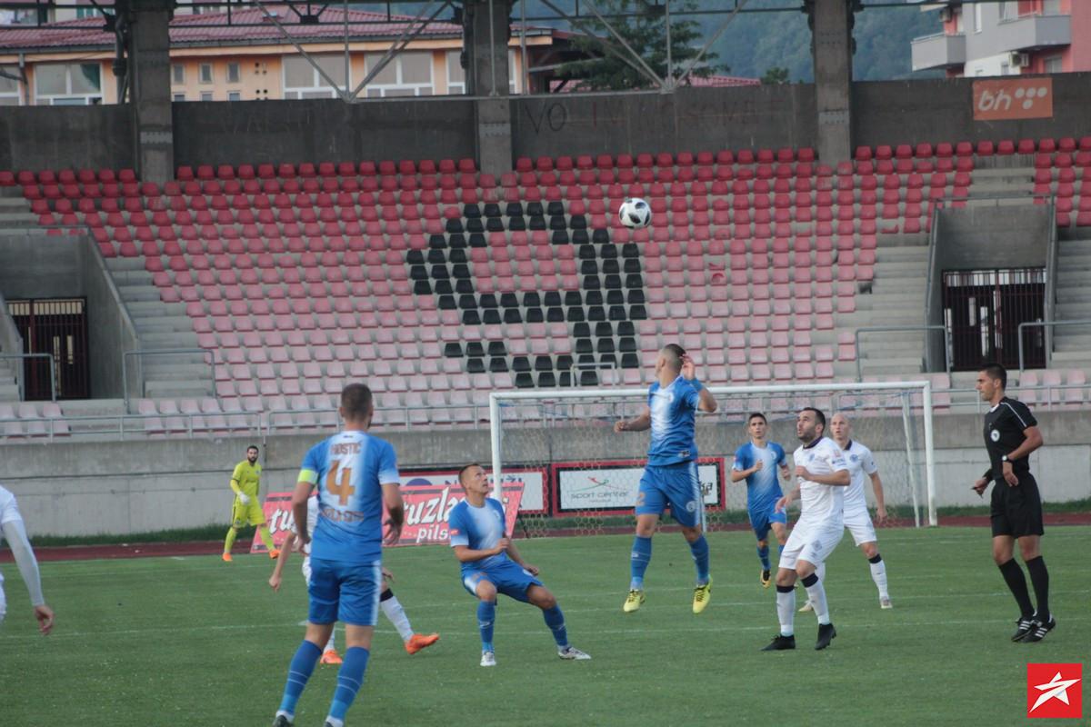 FK Tuzla City se rastao s dvojicom nogometaša