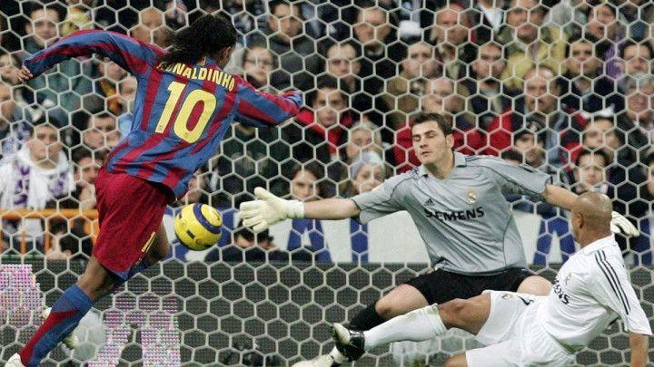 Tako to rade velikani: Casillasov sjajan oproštaj od Ronaldinha