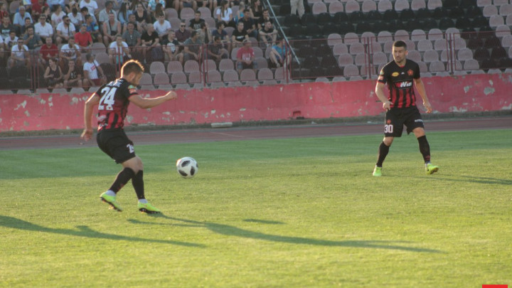 Hadžanović: Samo tri boda nas sutra interesuju