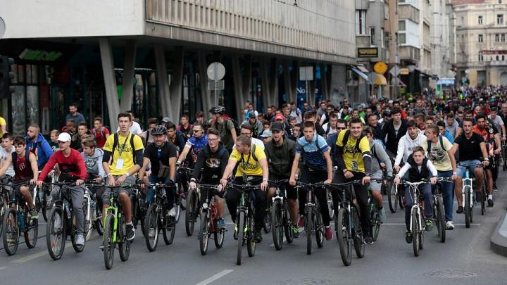 Održan 12. Giro di Sarajevo, 2.500 učesnika na ulicama glavnog grada