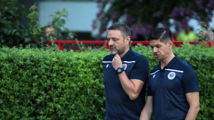 Hari Vukas o nastavku sezone: Nema vremena za kukanje, ali nismo daleko od vrha