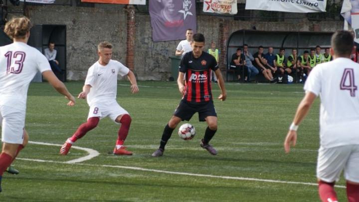 Juniori Slobode bolji od Sarajeva