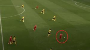 Čarolija u nogama Mohameda Salah: Igra na nivou Zlatne lopte, ali je potpuno zapostavljen